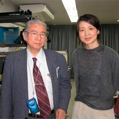 2006年大村博士と久留米セミナーにて